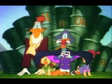 Darkwing Duck Theme Song | Disney