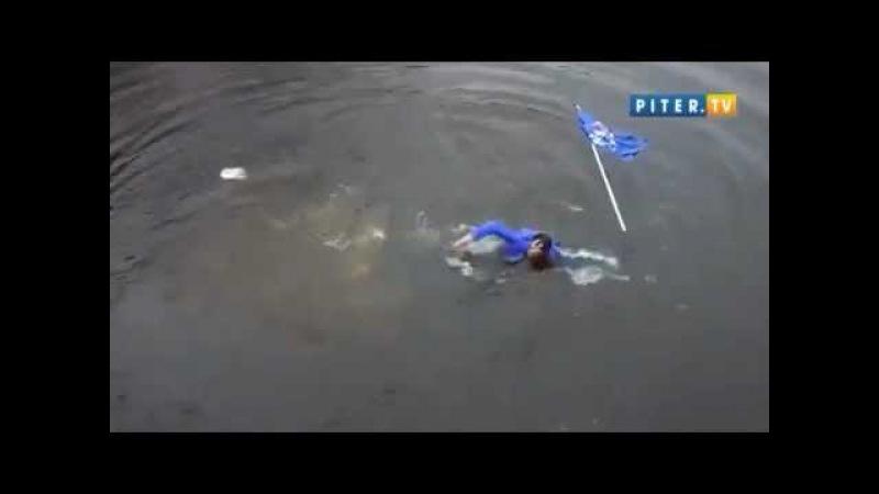 В Петербурге агитатора Единой России сбросили с моста в реку