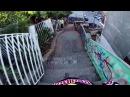 Insane Urban DH Mountain Bike POV Red Bull Valparaiso Cerro Abajo 2015