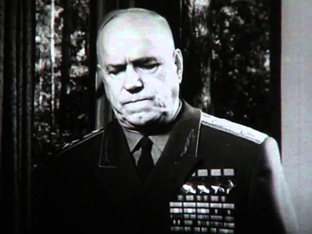 Маршал Г. К. Жуков: у Сталина был острый слух