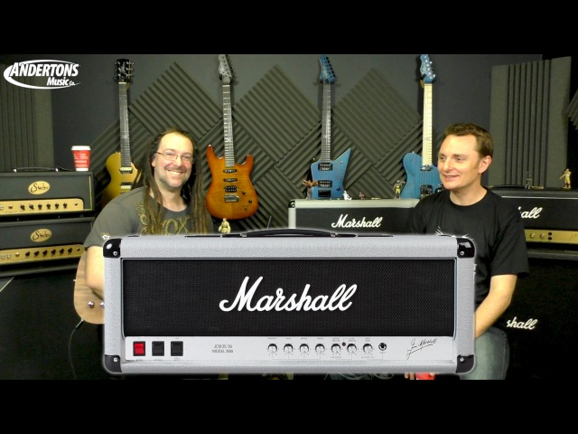 Marshall 2555X Jubilee Amp Review - Classic 80s Tones!