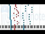 ноты Sheet Music - Forest Enthroned - Catamenia