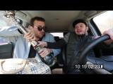 Таксист Русик и пьяный пассажир