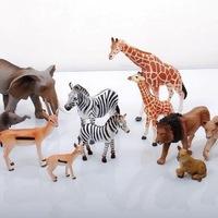 Фигурки животных Mojo -доступный аналог Schleich