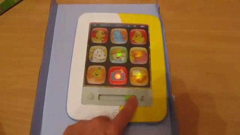 Видеообзор детская игрушка - Планшет 8 ядер =) (kidtoy.in.ua)