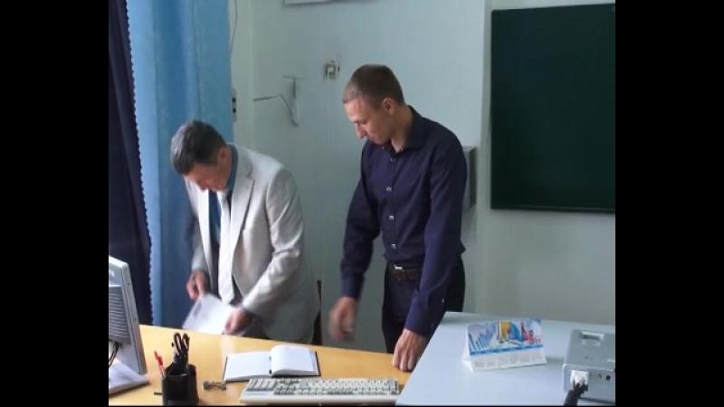 Молодые учителя в Новосветской школе