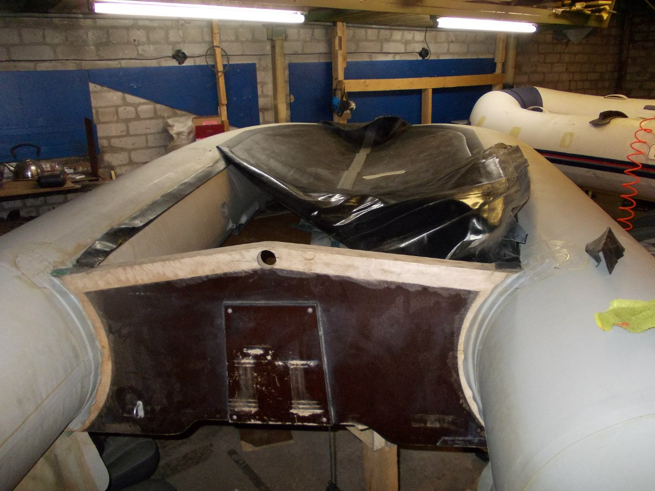 Тюнинг лодок своими руками фото