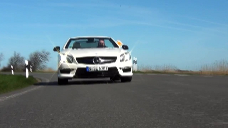 2015 Mercedes-Benz SL63 AMG 2LOOK Edition (R231) Test Drive Review - TheGetawayer