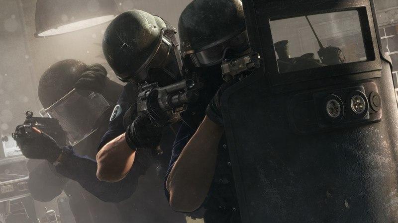 Tom Clancy's Rainbow Six® Siege (2015) скачать торрент