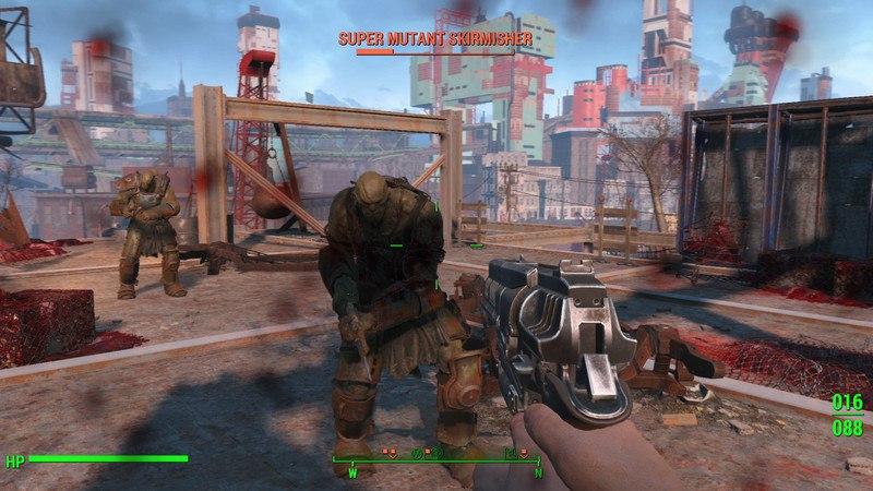 Fallout 4 (2015) [RePack] от R.G. Механики скачать торрент с rutor org с rutor org