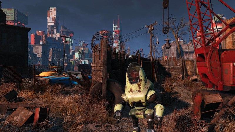 Fallout 4 (2015) [RePack] от R.G. Механики скачать торрент с rutor org