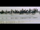 Захват русской кавалерией туркменского города (Триумф Михаила Строгова)