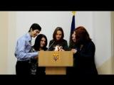 Новогоднее видео-поздравление от Неформального молодежного театра