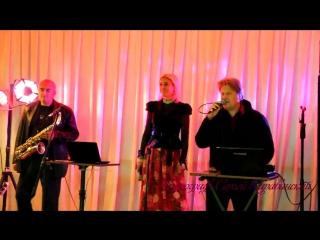 Ресторан Paradise -День учителя 2015 Елена Балалайкина- ведущая