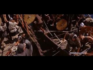 Викинги (США, 1958 - версия 1966 г) Кирк Дуглас дубляж без вставок закадрового перевода
