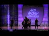 Хип Хоп хореография Чемпионат мира по хип хопу команда филипин