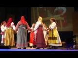Русские народные танцы, песни, гармонь, игры, обряды, национальный костюм.  1 часть.