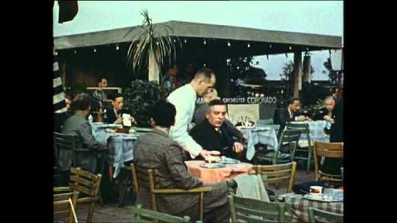 Берлин 1936.Цветной кино-путеводитель на Русском языке