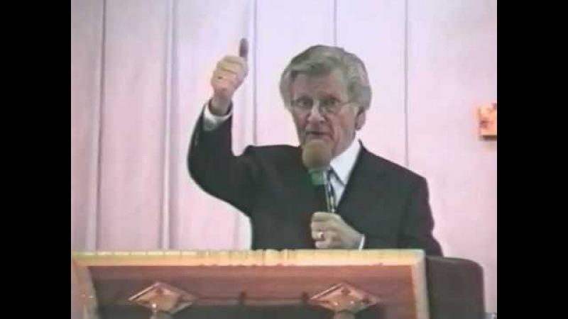 Давид Вилкерсон: Господь поднялся защитить Имя Своё