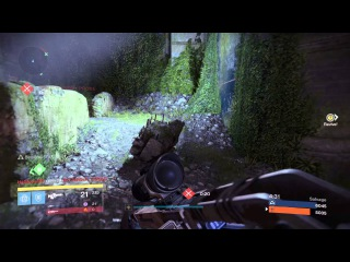 Destiny Titan Crucible Glitch