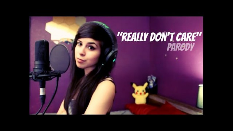 LUNITY - REALLY DON'T CARE ft. Nicki Taylor - Demi Lovato ft. Cher Lloyd | League of Legends Parody