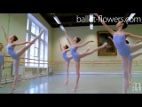 Vaganova Ballet Academy. Jumps, Classical Dance. Girls, 5th class.