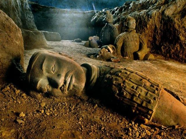 Шао Линь Тайны императорской гробницы