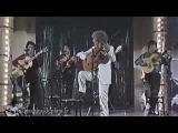 Manitas de Plata in a frenetic rumba flamenca...