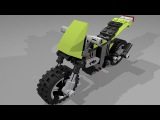 31018-3 Lego Creator Highway Cruiser