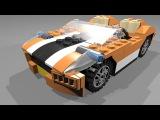 31017-3 Lego Creator Sunset Raider