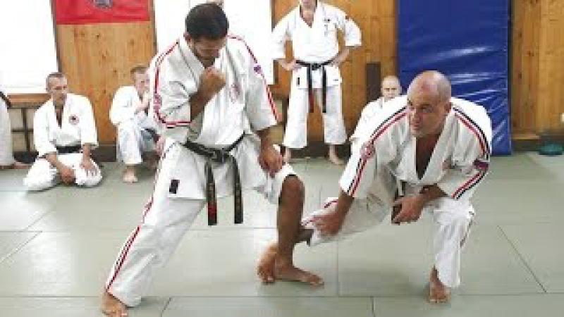 Подсечка. часть1 - техника, ошибки, подготовка мышц