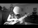 Animals As Leaders CAFO cover -by Sarah Longfield