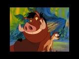 Мультфильм Тимон и Пумба. Заставка. Вступительный ролик Тимон и Пумба.