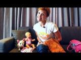 Как МАМА. Серия 11. Маша с куклой Эмили (Беби Бон) вернулись с прогулки