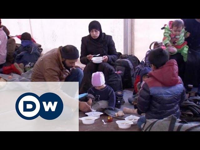 Добро пожаловать в ЕС, или Новым беженцам вход воспрещен?