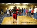 Intro to Semba (the Kizomba-Semba Connection) by Jamba Jamba Lily (Sawa Sawa Kizomba Festival)