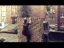 Туториал по выходу силы из Кэт лип / Parkour tutorial muscle up from cat leap (English subtitle)
