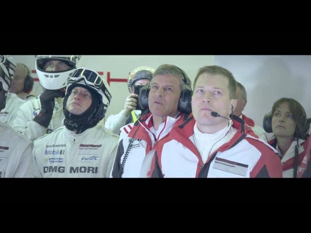 Мы гонщики Мишлен и Porsche, полный документальный фильм о гонке 24 часа Ле-Мана