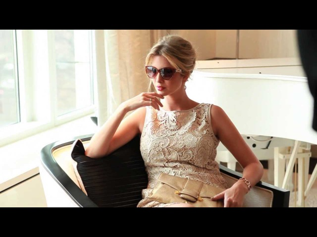Ivanka Trump Spring 2013 Collection Photo Shoot