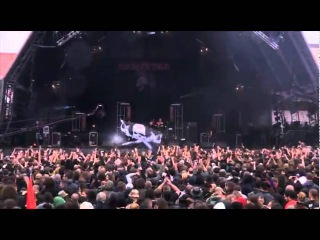 The Exploited  - HellFest 2011, Clisson, 06-18-2011, France (Full Concert broadcast tv)