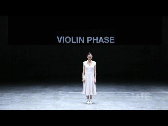 Anne Teresa De Keersmaeker – 'Dancing Can Embody Abstract Ideas'   TateShots