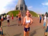 Спартанская Миля (Киев) + мастер-класс от Академии Голтиса