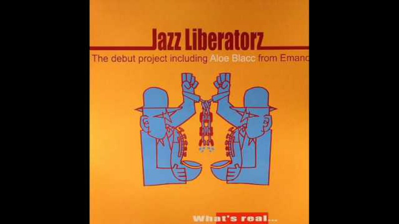 Jazz Liberatorz - Whats Real (Instrumental)