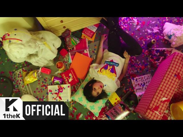 [MV] YEZI(예지) _ Cider(사이다)