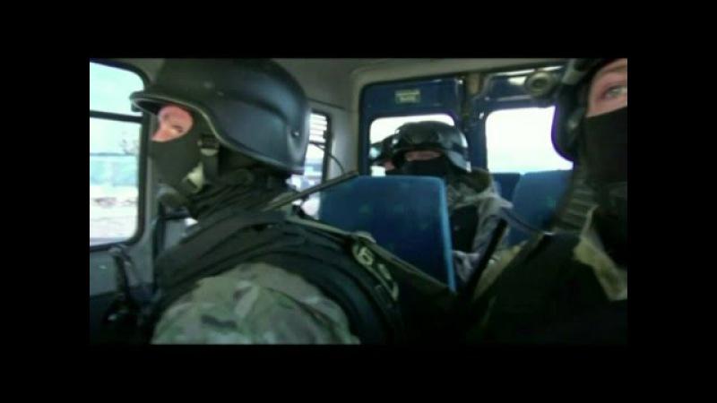 3.0 Захваты наркодельцов под экстрим-камерой спецназа ФСКН по Московской области