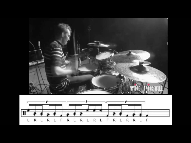 Amazing Jost Nickel Drum Fill - LEARN THE MUSIC!