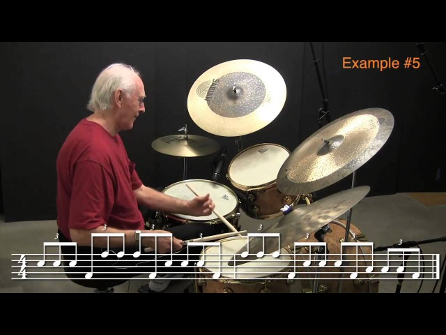 Drumset Lessons with Colin Bailey The Art of Phrasing I