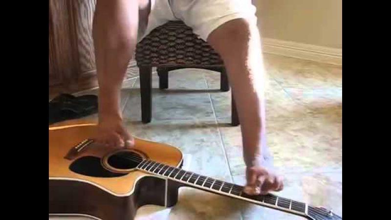 Tony Melendez Тони Мелендес. Безрукий гитарист.