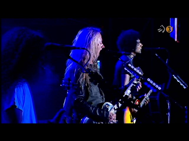 Alice In Chains - Bilbao BBK Live 2010 (Full Show) HD