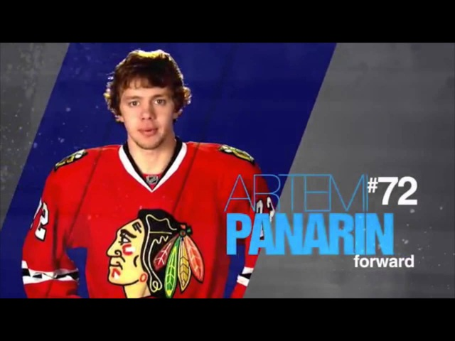 The Bread Man: Russian Sniper (An Artemi Panarin Tribute Video)